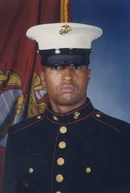 USMC boot